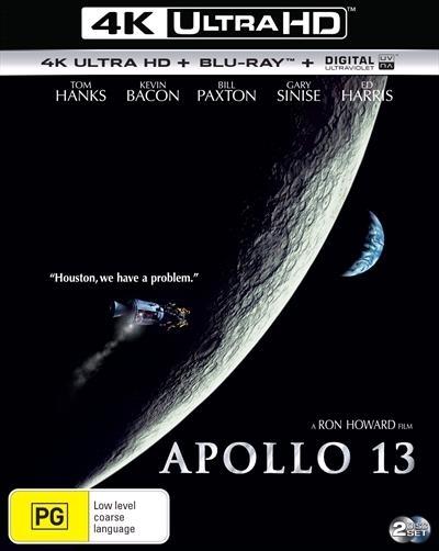 Apollo 13 on UHD Blu-ray image