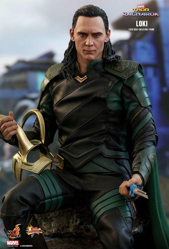 """Thor Ragnarok: Loki - 12"""" Articulated Figure"""