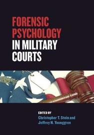Forensic Psychology in Military Courts