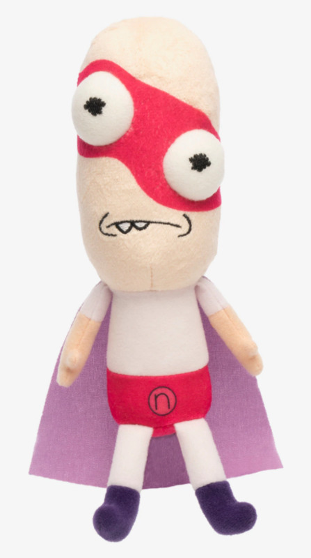 Rick & Morty: Hero Plush - Noob-Noob