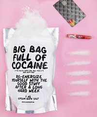 Big Bag Full Of Cocaine (Bath Salts)