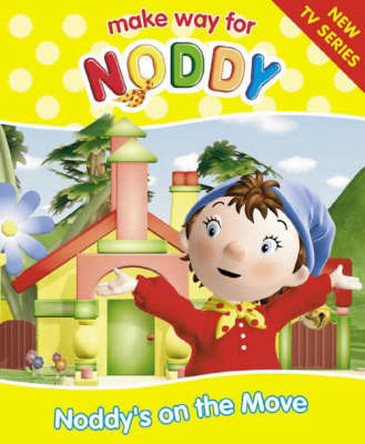Noddy on the Move by Enid Blyton image