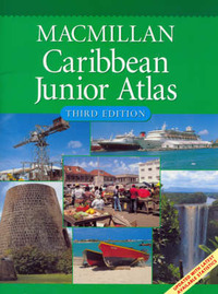 Macmiilan Caribbean Junior Atlas by Macmillan Education Ltd image