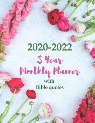 year monthly planner bible quotes useful