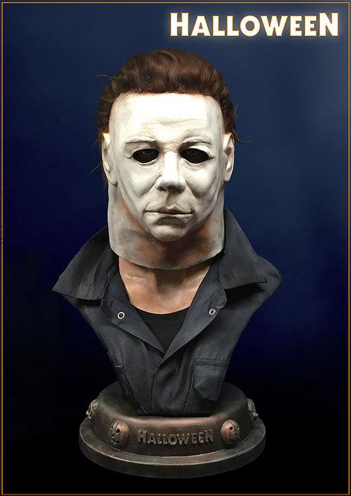 Halloween: Michael Myers - Life-Size Bust