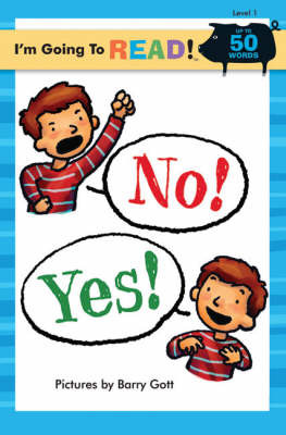 No! Yes!: Level 1 image