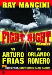 Fight Night - Vol. 13: Ray Mancini on DVD