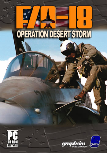 F/A-18: Operation Desert Storm for PC Games image