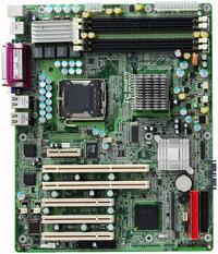 Gigabyte Motherboard Server Intel LGA775 GA-8ICXT image