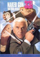 Naked Gun 33 1/3 on DVD