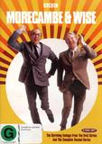 Morecambe & Wise - Surviving Footage From Series 1 And Complete Series 2 (2 Disc Set) DVD