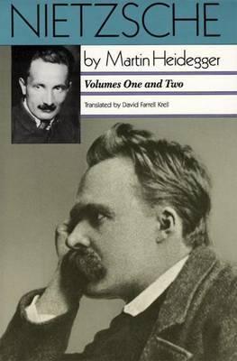 Nietzsche: v. 1 by Martin Heidegger