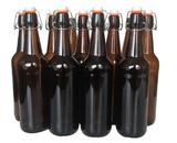 Mangrove Jack's: Flip-Top Bottle - Amber (12 x 750ml)