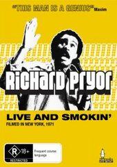 Richard Pryor - Live And Smokin' on DVD