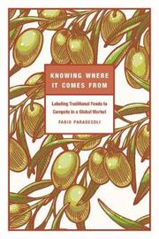 Knowing Where It Comes From by Fabio Parasecoli image