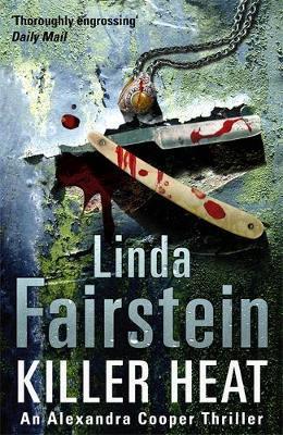 Killer Heat by Linda Fairstein image