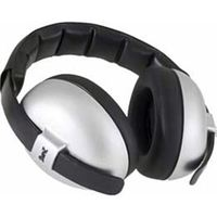 Banz Mini Earmuffs - Silver