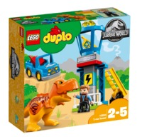 LEGO DUPLO - T.Rex Tower (10880)