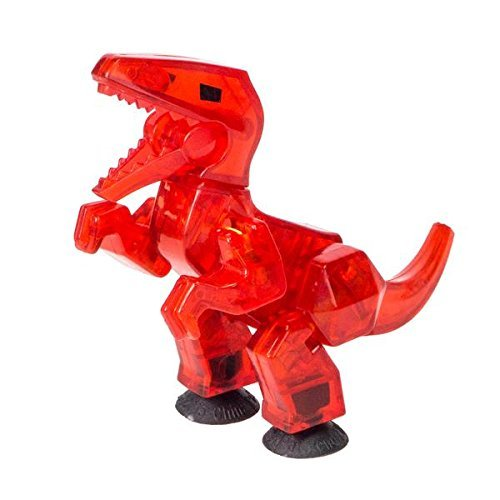 Stikbot: Dino Single - Velociraptor (Red) image