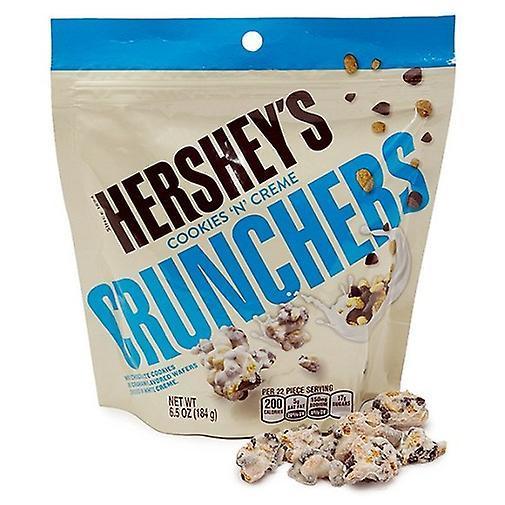 Hershey's Cookies N Creme Crunchers (184g) image