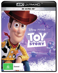 Toy Story on UHD Blu-ray