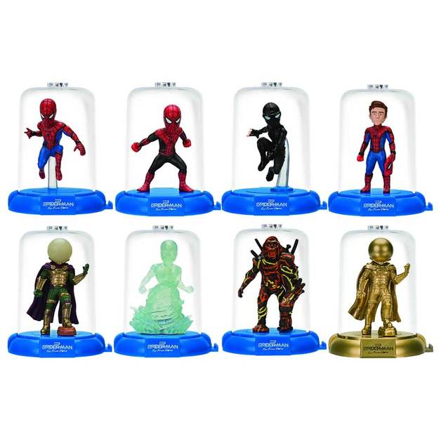 Domez: Spider-Man: Far From Home - Mini Figure (Blind Bag)