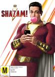 Shazam! on DVD