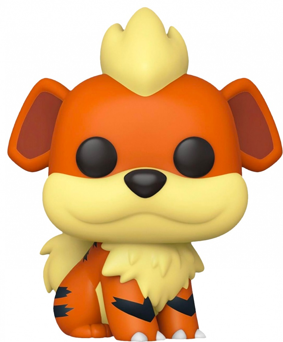 Pokemon: Growlithe - Pop! Vinyl Figure image