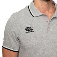 Canterbury: Mens Classics - Kowai Polo - Classic Marl (Small)