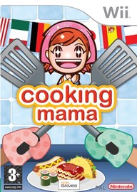 Cooking Mama for Nintendo Wii