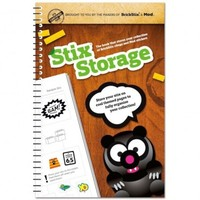 Stix Storage Book