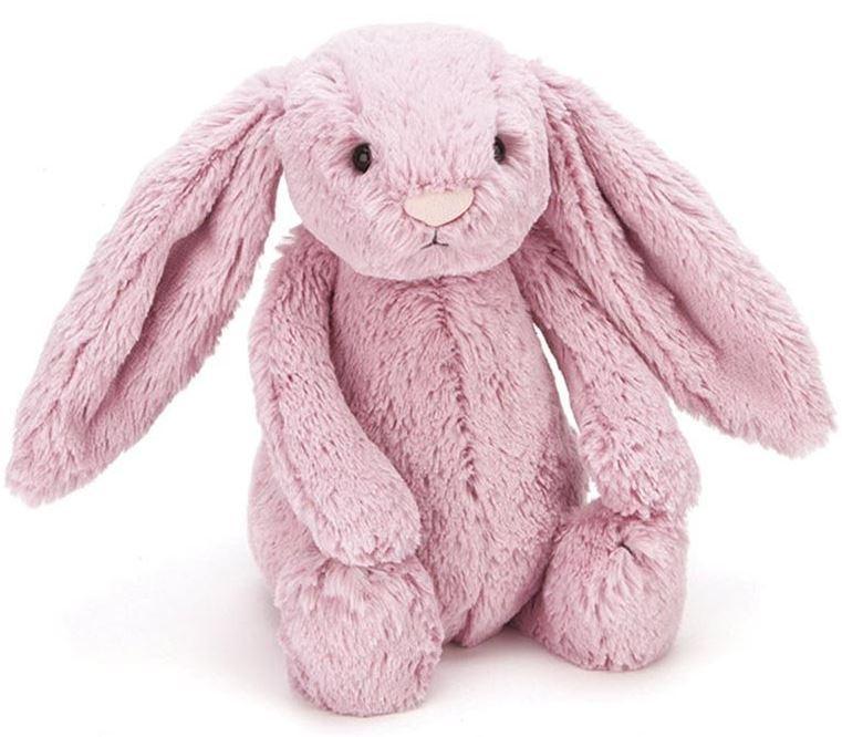 Jellycat: Bashful Bunny - Tulip Pink (Small) image