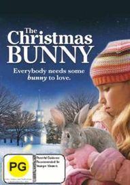 The Christmas Bunny on DVD