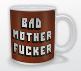 Pulp Fiction - Bad Mother F***ker Mug