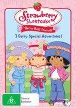 Strawberry Shortcake - Berry Best Friends (3 Disc Box Set) on DVD