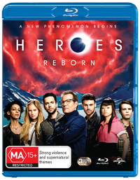 Heroes: Reborn - Season 1 on Blu-ray image
