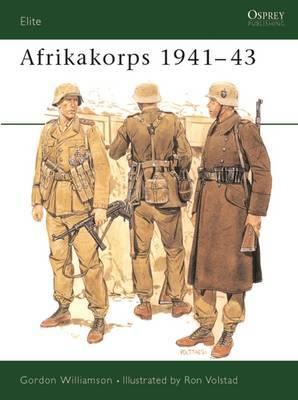 Afrika Korps, 1941-43 image