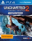 Uncharted 2: Among Thieves for PS4