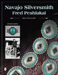 Navajo Silversmith Fred Peshlakai by Steven Curtis
