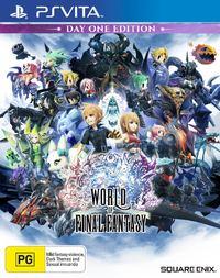 World of Final Fantasy for PlayStation Vita