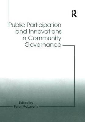 Public Participation and Innovations in Community Governance