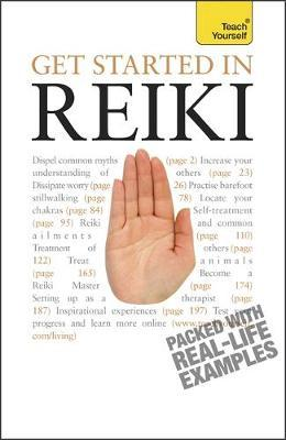 Get Started in Reiki: Teach Yourself by Sandi Leir Shuffrey