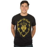 World of Warcraft Alliance Spray Premium Tee (4X-Large)