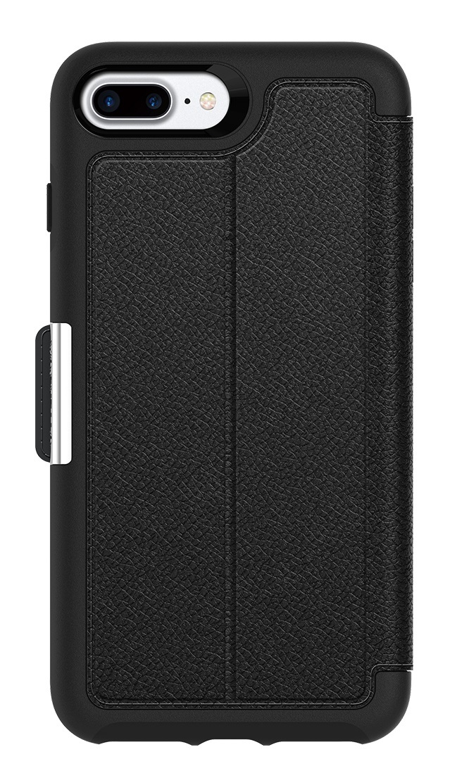 pretty nice 3aab7 89fd6 OtterBox: Strada Case - For iPhone 7 Plus/8 Plus (Onyx)
