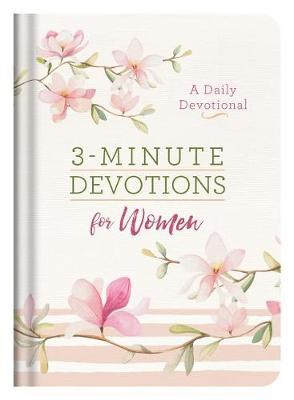 3-Minute Devotions for Women by Compiled by Barbour Staff