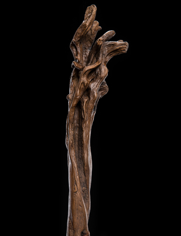 """The Hobbit """"Pipe Staff of Gandalf the Grey"""" Prop Replica - by Weta"""