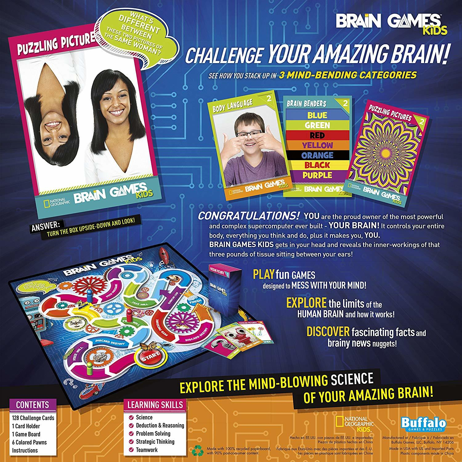 National Geographic - Brain Games Kids image