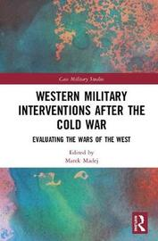 Western Military Interventions After The Cold War image