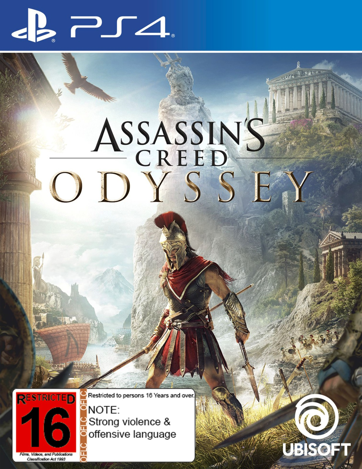 Assassin's Creed Odyssey for PS4 image