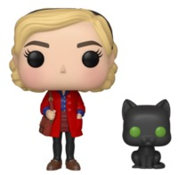 Sabrina & Salem - Pop! Vinyl Figure